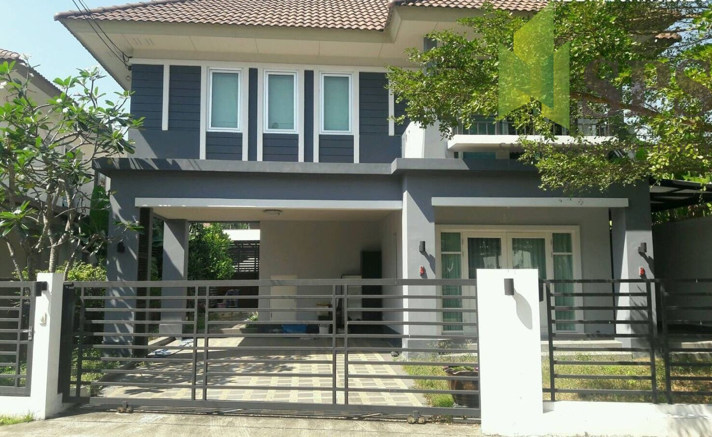 For Rent Single house Atoll Maldives Palms Bangna Wongwan( SPSPE343)