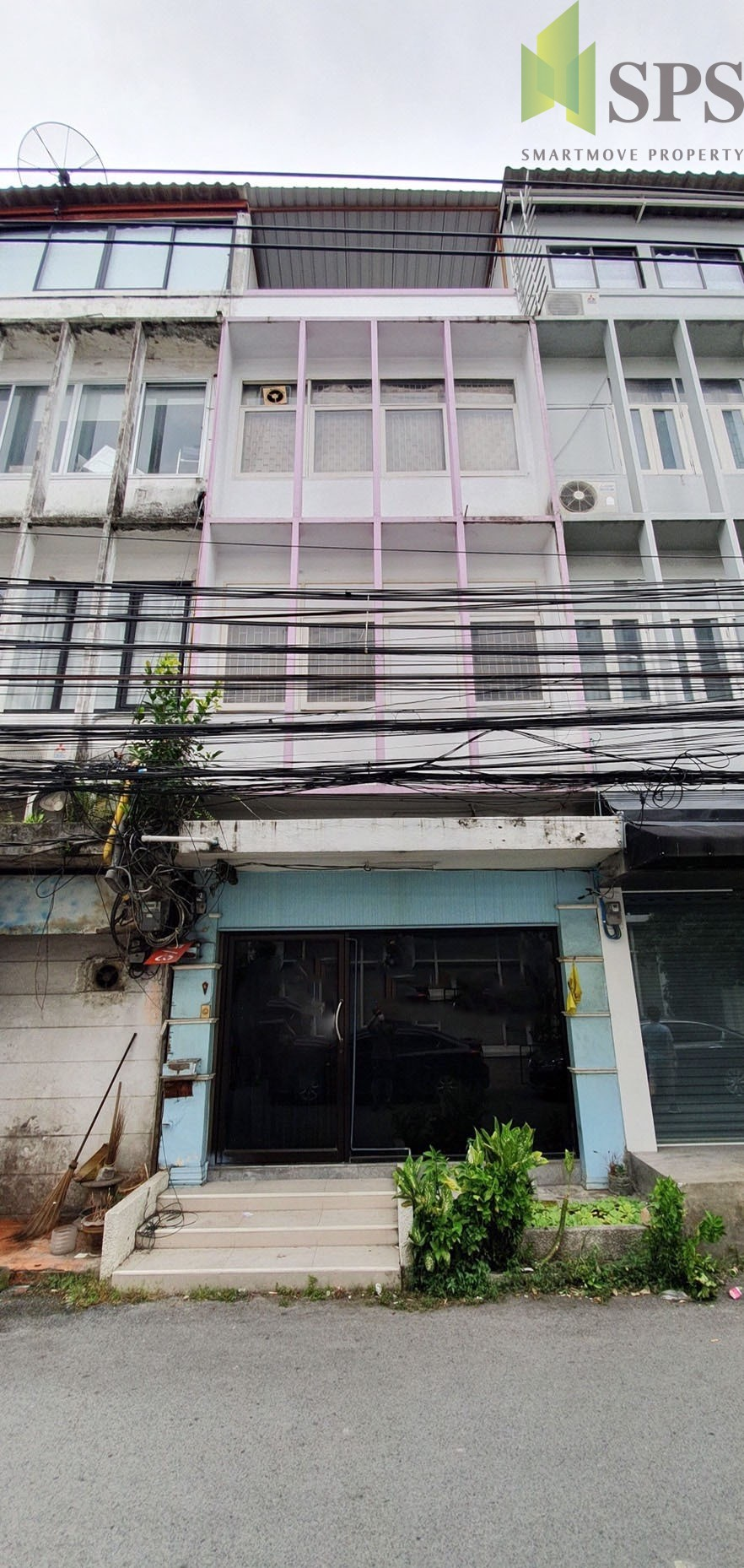 For Rent Commercial / Home office at Sukhumvit 51 Near BTS Thonglor (Property ID: SPS-PA269)