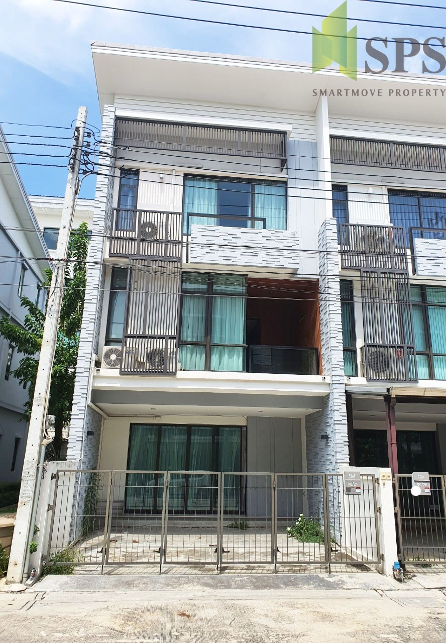 For Rent Townhome Plex Bangna Located Bangnatrad Km. 5 ( SPSPE275)