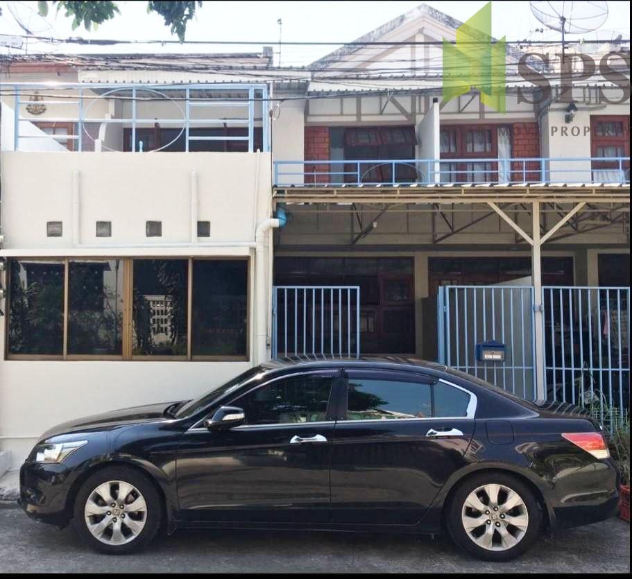 For Rent / Sale Town House ขาย / ให้เช่า ทาวน์เฮ้าส์ ซอยอ่อนนุช 46/1(Property ID: SPS-PPA281)