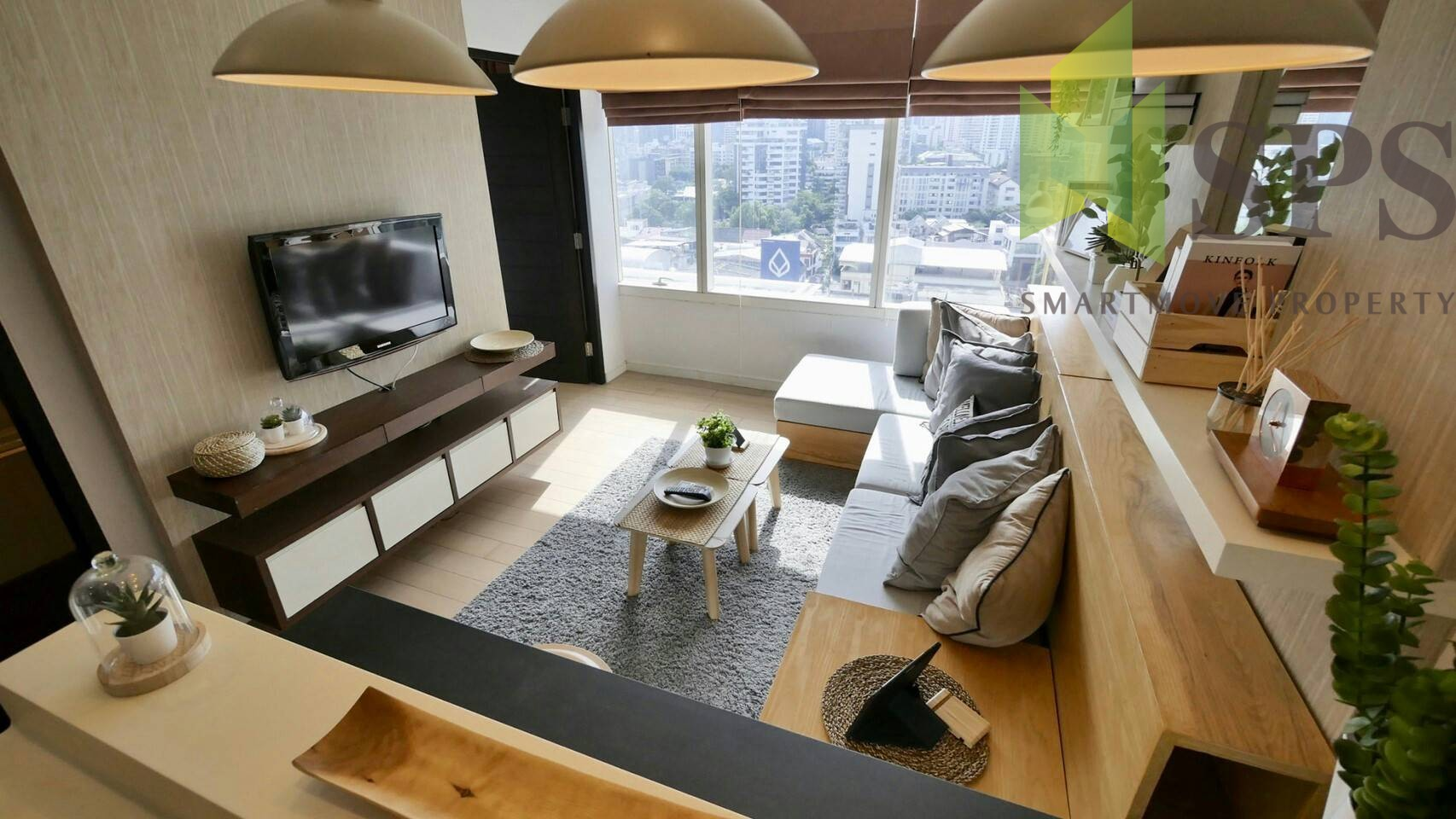 For Rent and Sale Condo Eight Thonglor(Thonglor soi8) BTS.Thonglor (Property ID: SPS-PN239)