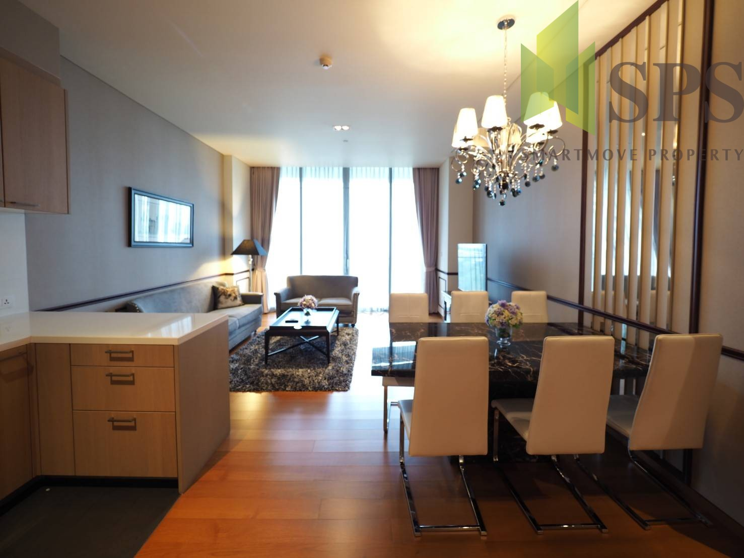 For Rent The Sukhothai Residences Sathorn rd.(Property ID: SPS-PN262)