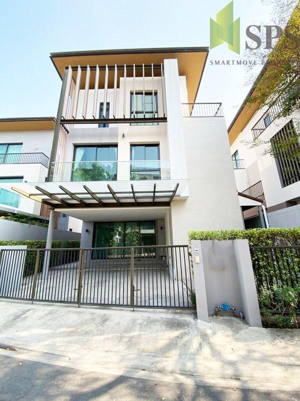 ให้เช่าบ้านเดี่ยวหมู่บ้าน AQ ARBOR Suanluang Rama9 – Pattanakarn Can register company ( SPSPE383)