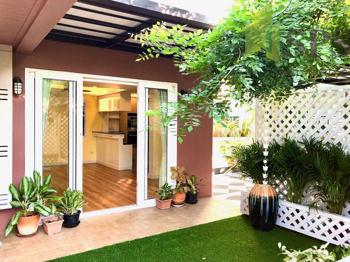 For Rent Single house near BTS Bangna บ้านเดี่ยวให้เช่าใกล้บีทีเอสบางนา ( SPSPE379)