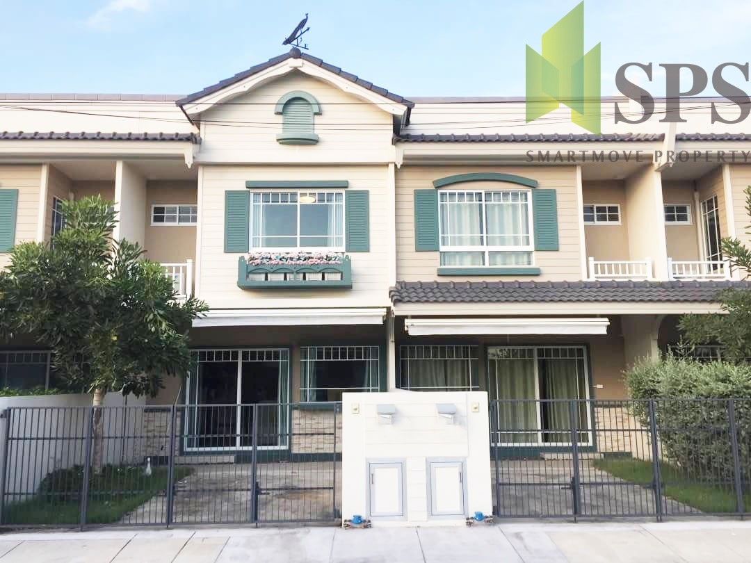 For Rent Townhome INDY 1 Near Megabangna ( SPSPE360)