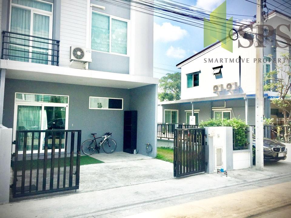Townhouse Casa City Bangna KM7 ( SPS-GH467)