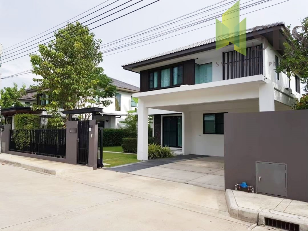 Single house Manthana Bangna km7 (SPS-GH446)