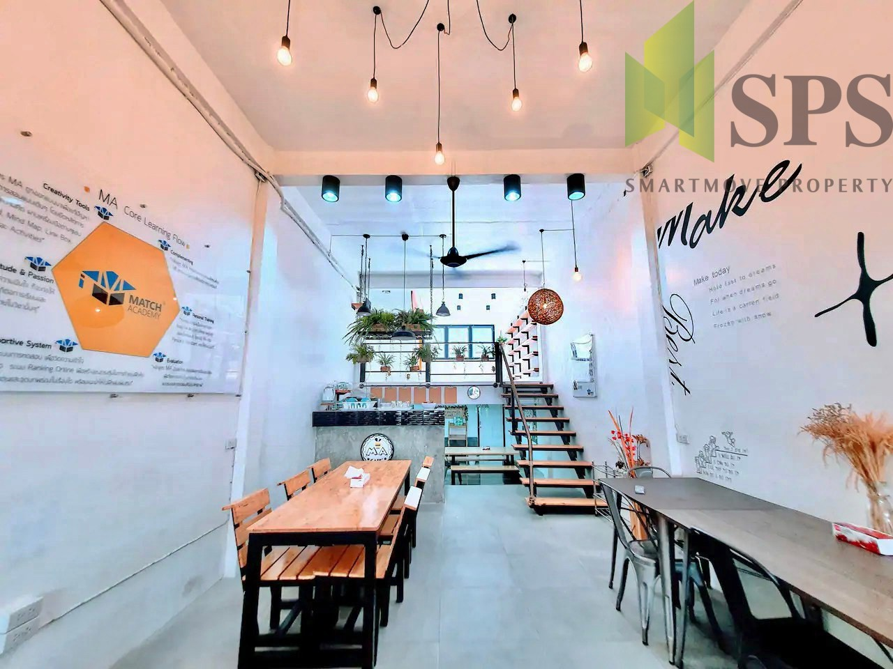 Commercial Building for SALE at SUKHUMVIT/ ขายอาคารพาณิชย์ พร้อมตกแต่งใหม่ ใกล้สถานีรถไฟฟ้า (Property ID: SPS-PP307)