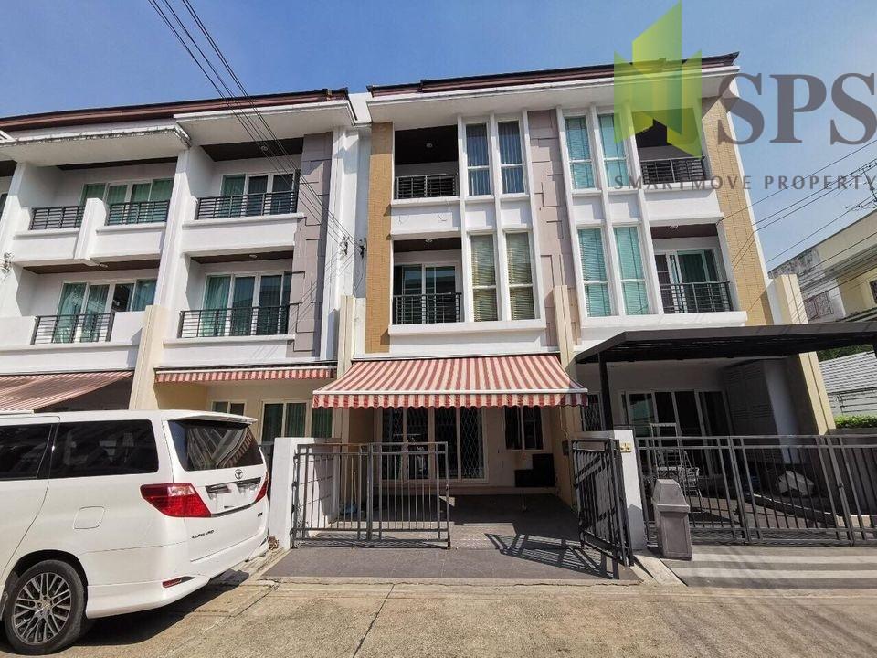 บ้านกลางเมือง S-Sense พระรามเก้า-ลาดพร้าว S-Sense Rama 9 – Ladprao (SPS-GH498)