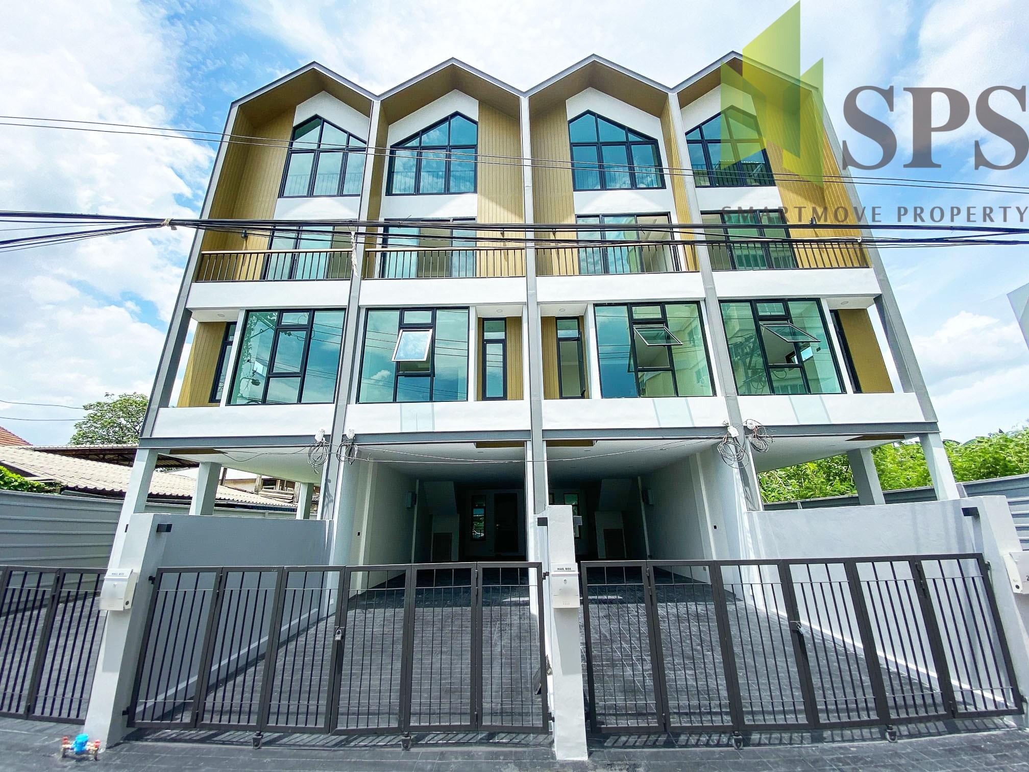 Home Office Sukhumvit 101/1 For Rent (SPS-GO490)