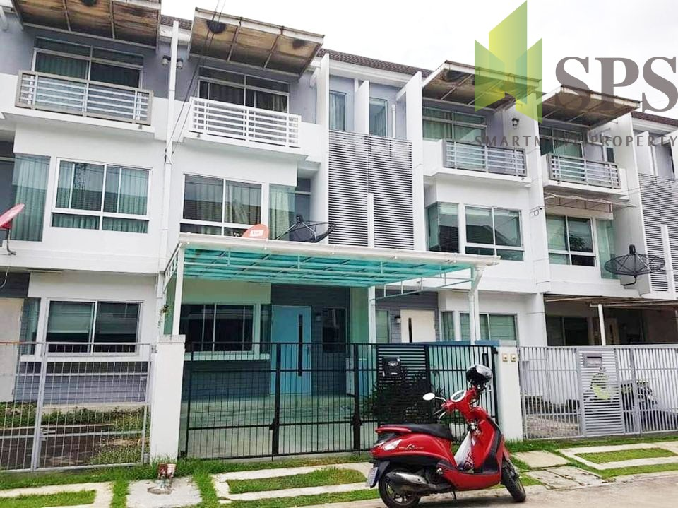 Townhouse Baan Mai พระราม9-ศรีนครินทร์ (SPS-GH508)