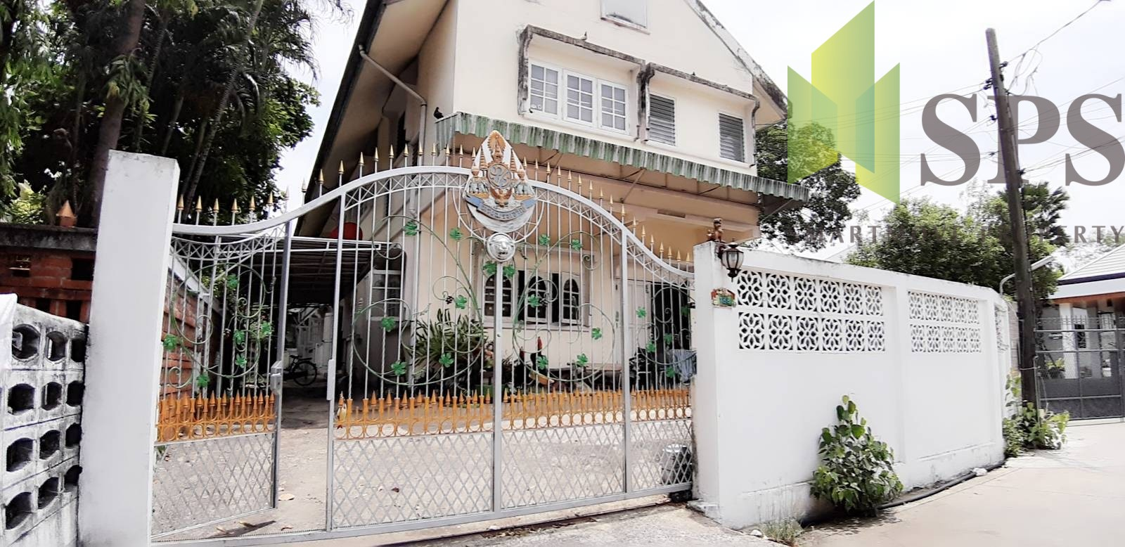 LAND AND HOUSE Sukhumvit 71 For Sale(SPS-GH477)