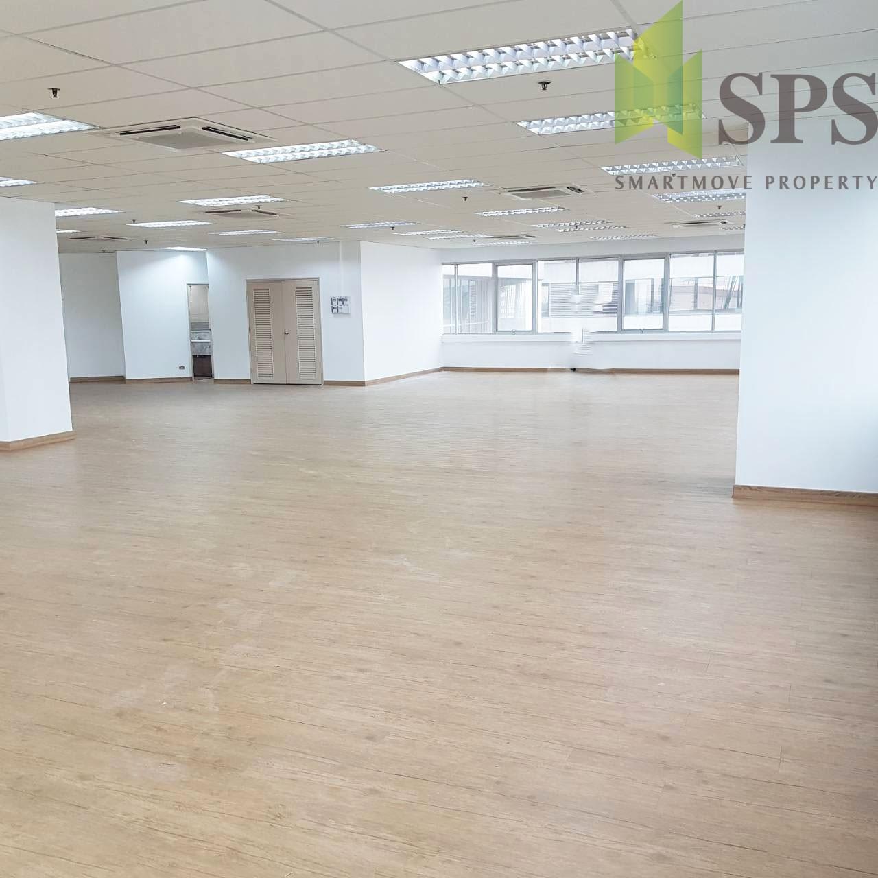 FOR RENT SV City Office Rama 3 สำนักงานให้เช่า (SPSCS084)