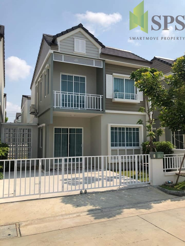 The Village3 Townhome For Sale (บางนา-ตราด กม.10) (SPS-GH488)