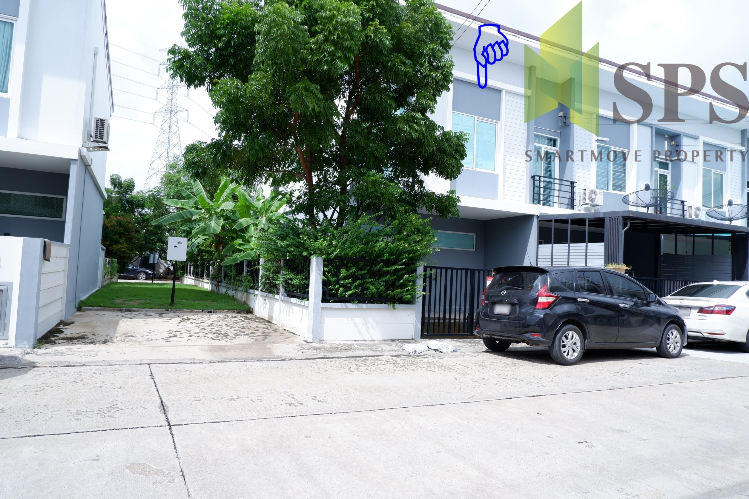 Townhouse CASA City, Bangna, Bangna-Trad KM.7 (SPS-GH509)