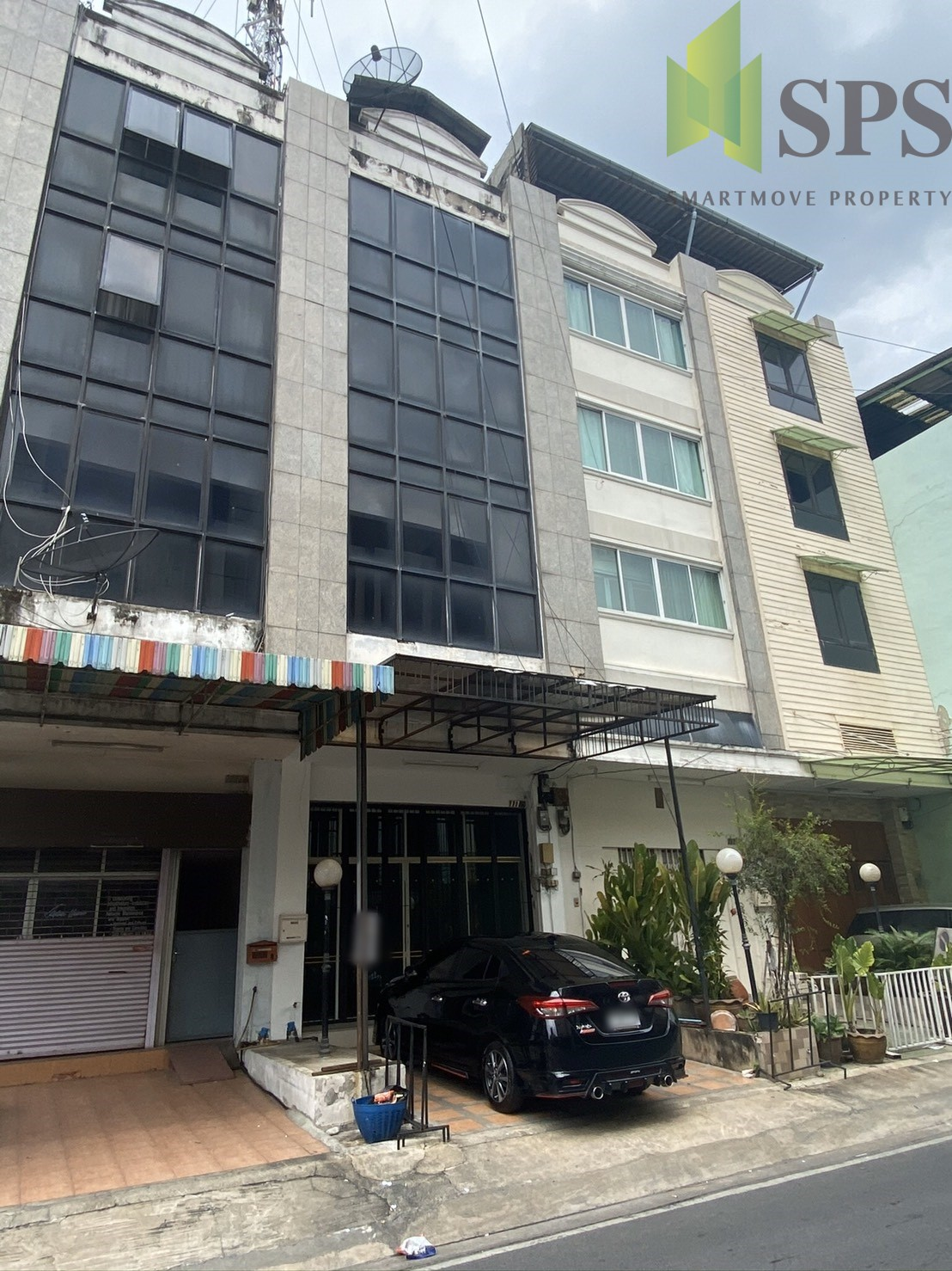 Townhome Sukhumvit 36-Rama4 Pets friendly and Company register(SPS-GH563)