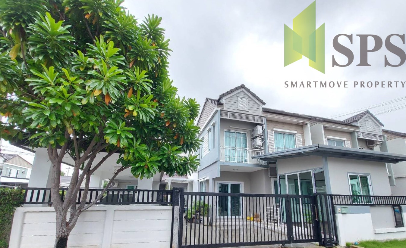 The Village Bangna wongwaen 2 Pets Friendly and fully furnished (SPS-GH559)