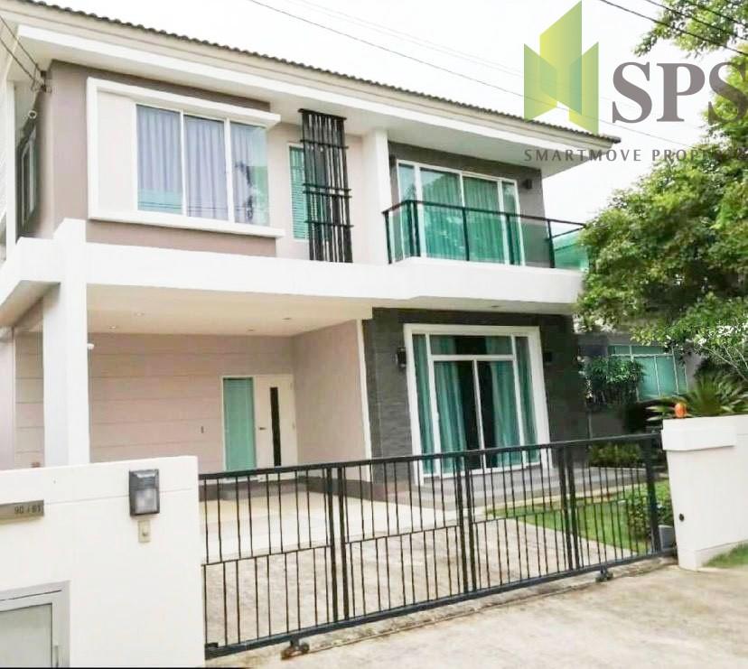 Single house Casa Premium คาซ่าพรีเมี่ยม อ่อนนุช-วงแหวน For Sale & Rent(SPS-GH504)