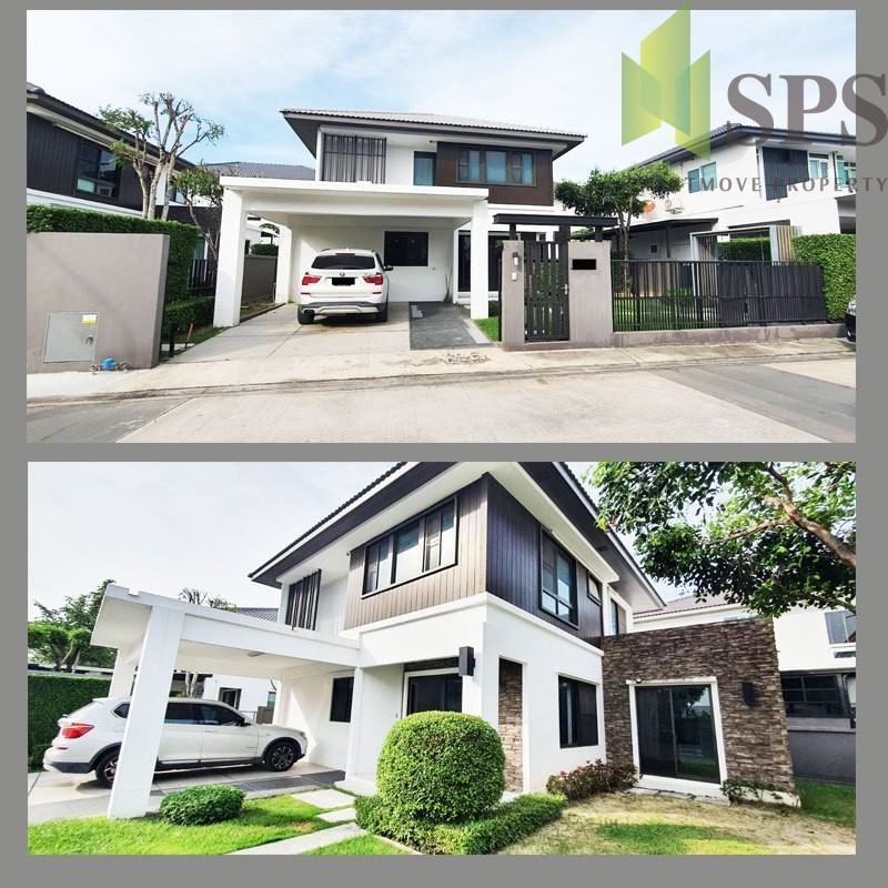 Single house Mantana Bangna KM7 (มัณฑนา บางนา กม.7) (SPS-GH626)