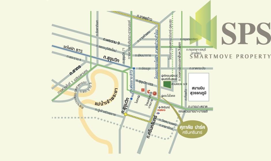 map_park_srinakarin
