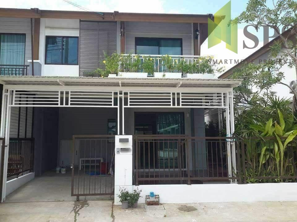 Townhouse for Rent Pruksa Ville 73 Pattanakarn (SPS-GH623)