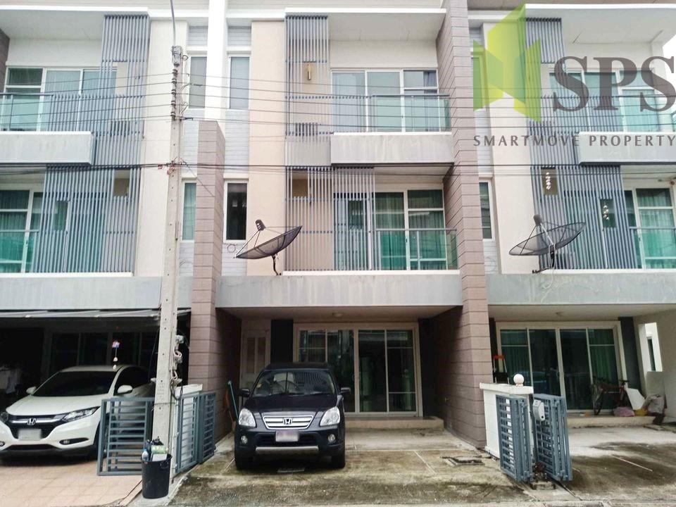 ทาวน์โฮม ทาวน์ อเวนิว ศรีนครินทร์ (Town Avenue Srinagarindra) (SPS-GH642)