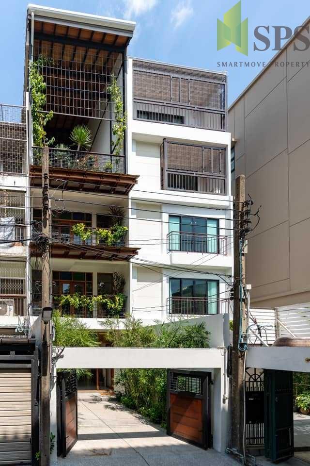 For Rent Townhouse Sukhumvit BTS NANA ทาวน์เฮ้าส์ 5 ชั้น สุขุมวิท(SPS-GH647)