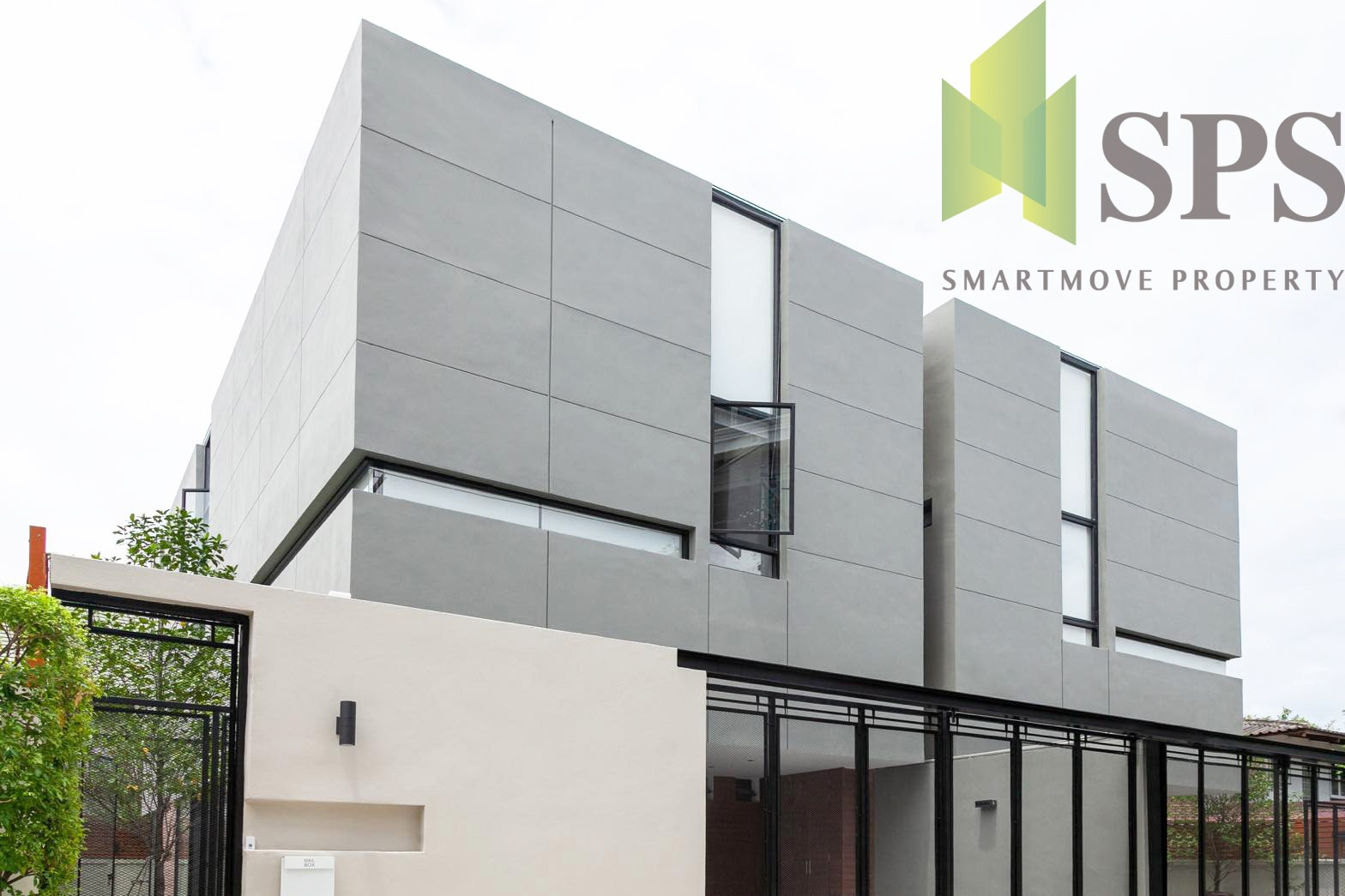 Modern Single  House Sukhumvit 63 (SPS-GH678)