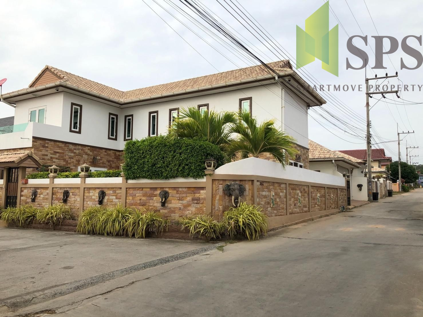 Single house for Sell at Baan Suay Mai Ngam Village Pattaya(Property ID: SPS-PP306)