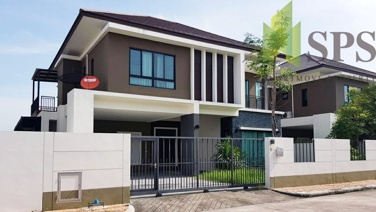 Sale / Rent บ้านเดี่ยว 2 ชั้น วิลล่า อะคาเดีย ศรีนครินทร์ (VILLA ARCADIA SRINAKARIN)(SPSP254)