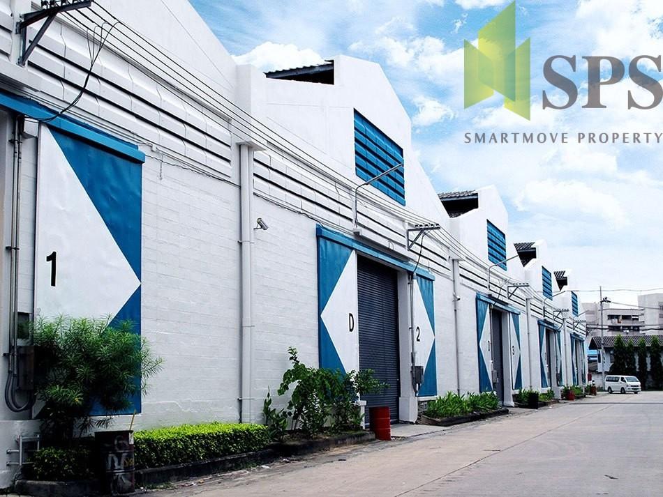 Factory, Warehouse for RENT at Chalerm Prakiat R.9 Road, Prawet, Bangkok / โกดัง, โรงงานสำหรับเช่า บนถนนเฉลิมพระเกียรติ ร.9 เขตประเวศ กรุงเทพฯ (Property ID: SPS-PPW138)