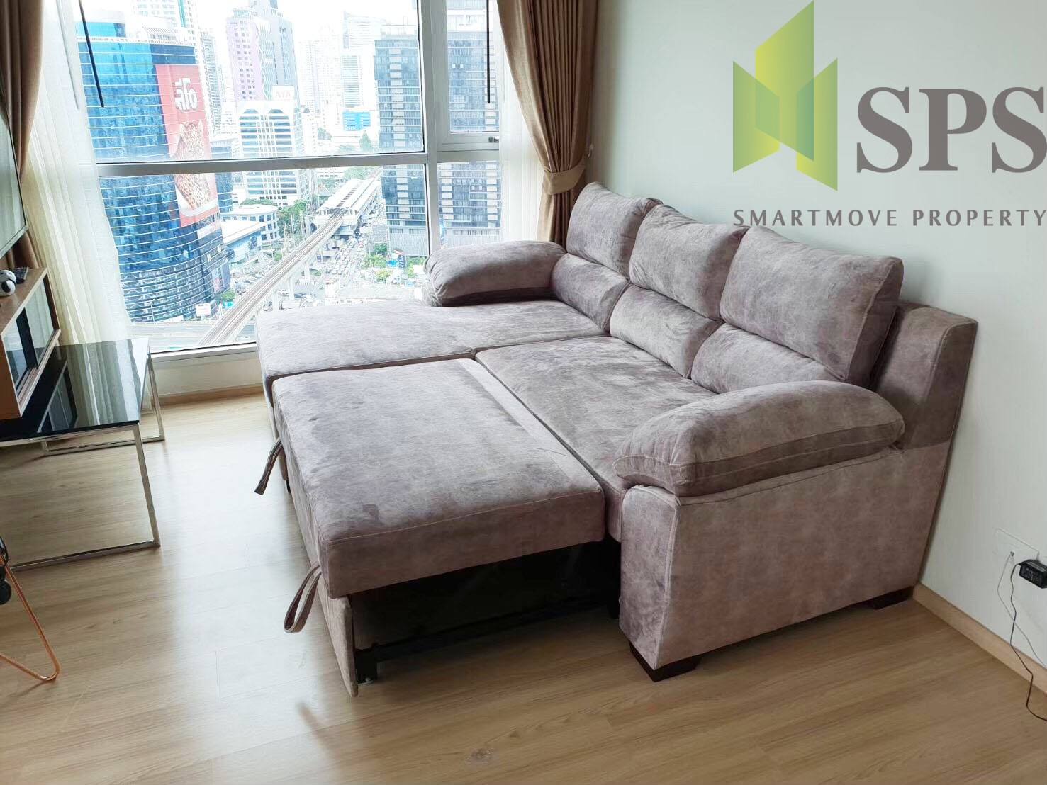 Rhythm Sathorn (ริทึ่ม สาทร) Condo For Rent & Sale (SPS-GC659)