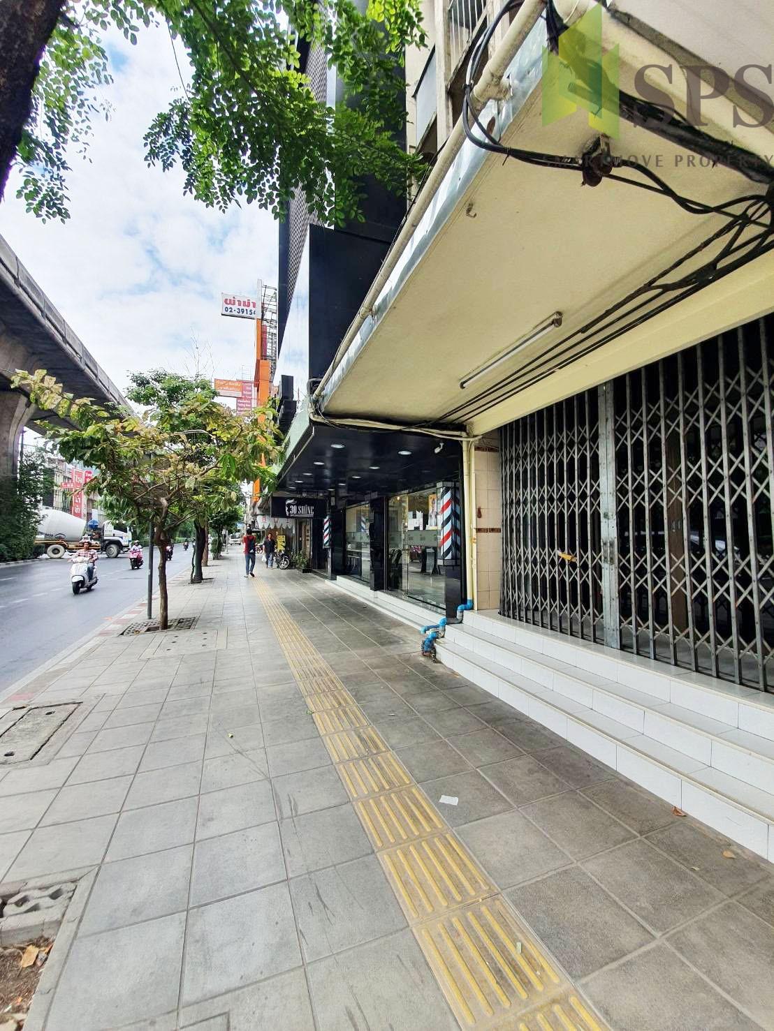 Space for Rent near BTS Phra Khanong พื้นที่ให้เช่า ใกล้บีทีเอส พระโขนง(SPS P261)