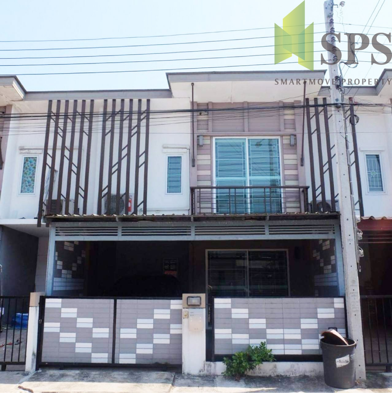 RENT Townhome บ้านพฤกษา ไพร์ม ศรีนครินทร์ – บางนา (Baan Pruksa Prime Srinakarin-Bangna) (SPS P274)