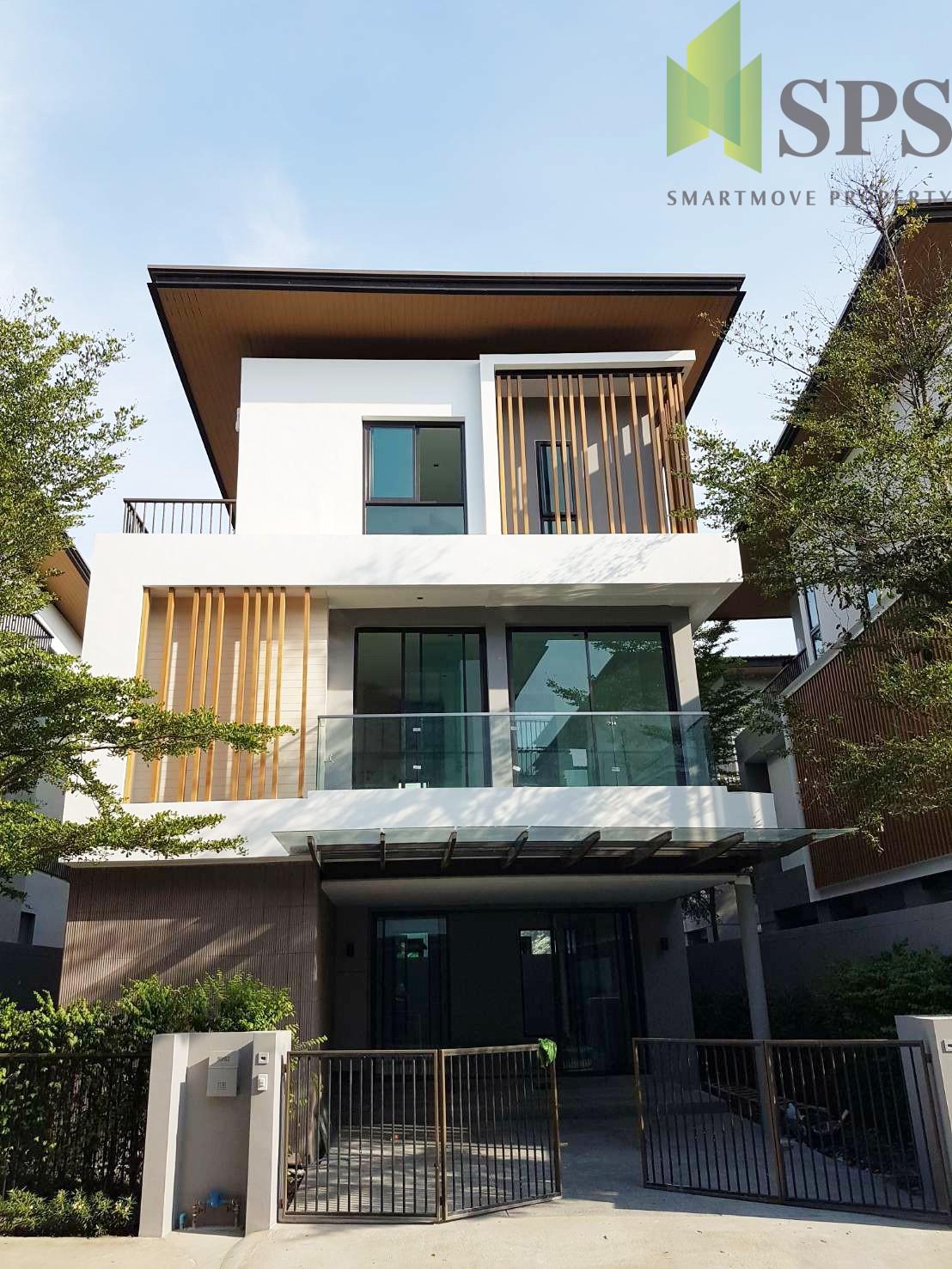 เอคิว อาร์เบอร์ สวนหลวง ร.9-พัฒนาการ (AQ ARBOR Suanluang Rama 9-Pattanakarn) For RENT & SALE (SPS P277 )