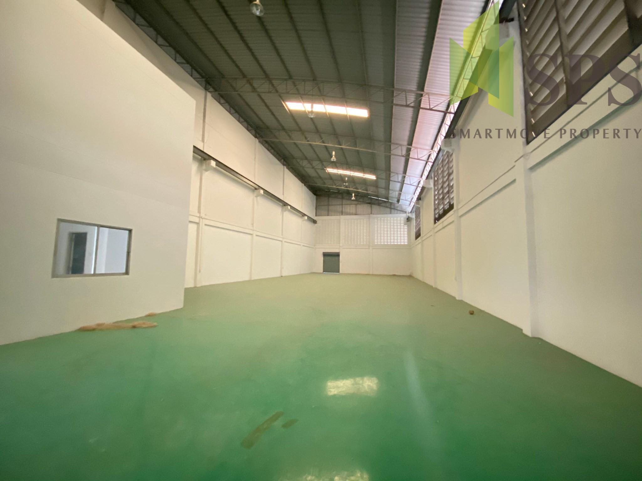 Factory, Warehouse for RENT and SELL at Bang Phli Yai, โกดัง, โรงงานให้เช่า และ ขาย ซอยยิ่งเจริญ(Property ID: SPS-PPW135)