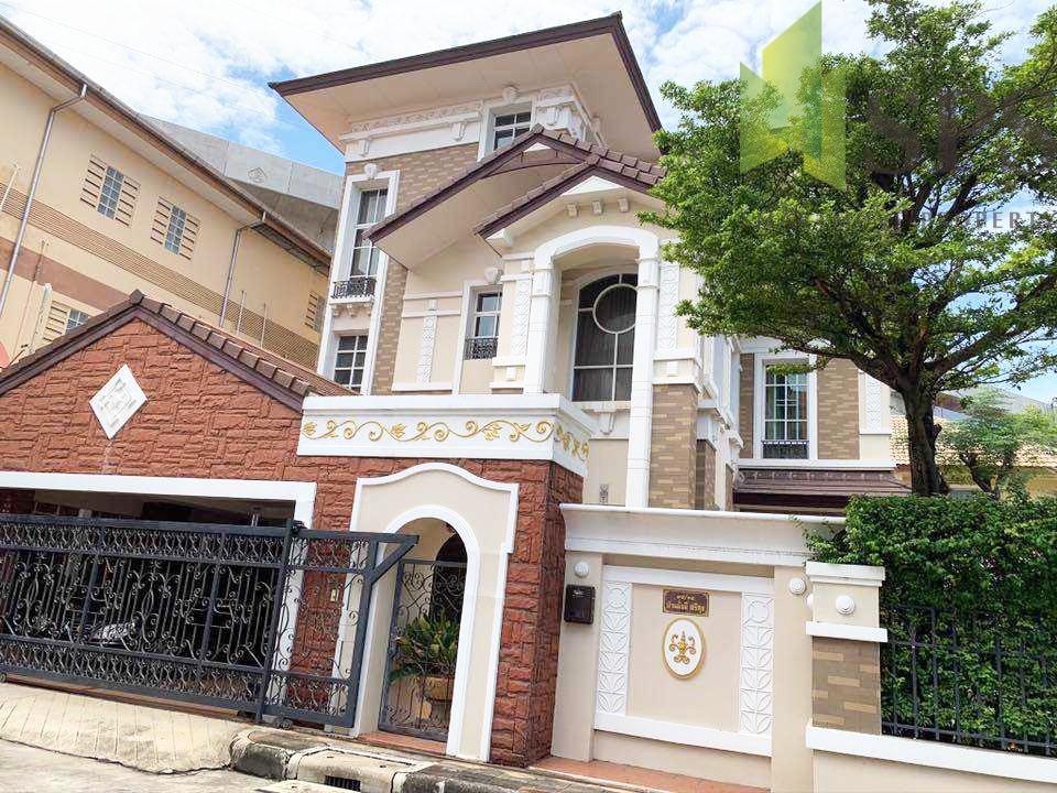 บ้านเดี่ยว บ้านกลางกรุง เดอะ ไนซ์ รัชวิภา (Baan Klang Krung The Nice Ratchavipha) (SPS-GH728)