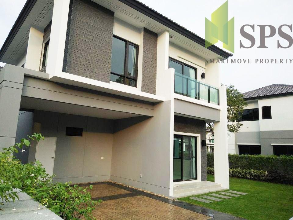 Single house The City Pattanakran ( เดอะซิติ้ พัฒนาการ) (SPS-GH694)