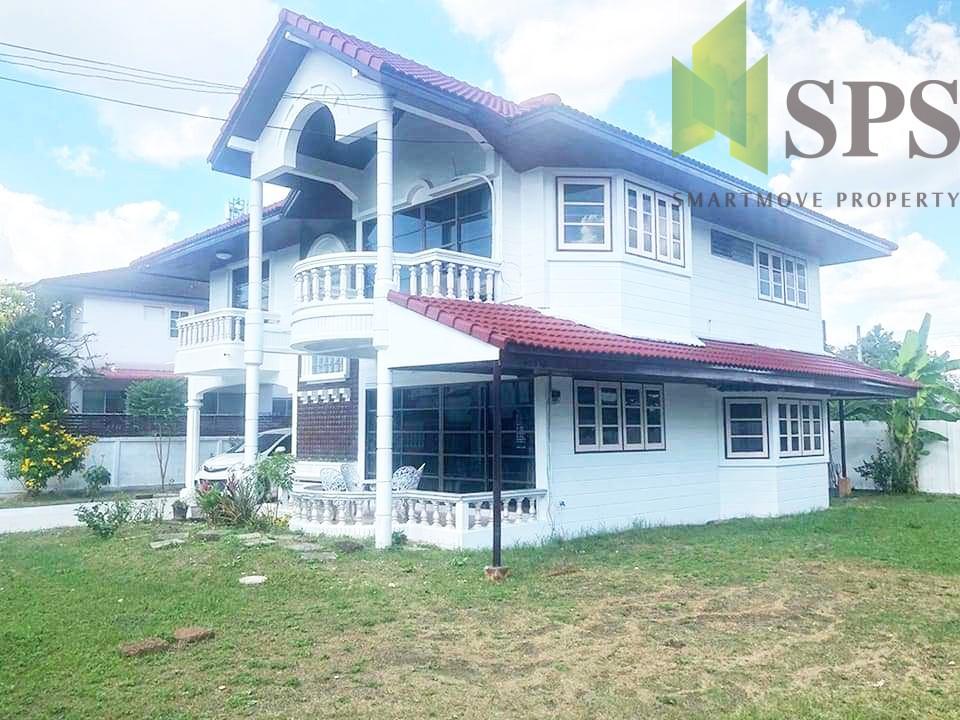 Single house Sukhumvit 101 ให้เช่าบ้านเดี่ยว สุขุมวิท 101( SPS-GH693)
