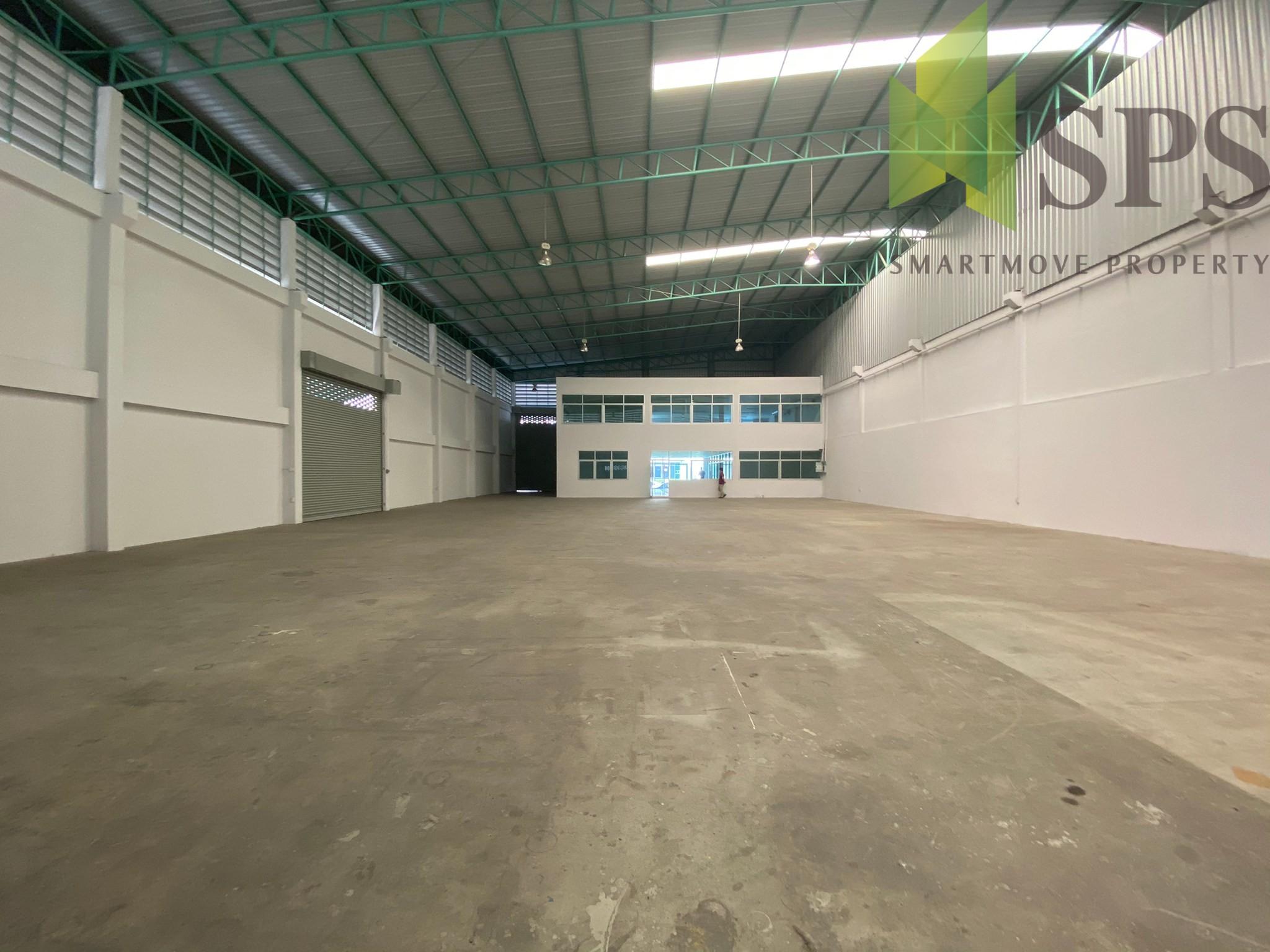 Factory, Warehouse for RENT at BangPlee-Tamru / โกดัง, โรงงานพร้อมสำนักงาน สำหรับเช่า ที่ บางพลี ตำหรุ (Property ID: SPS-PPW145)