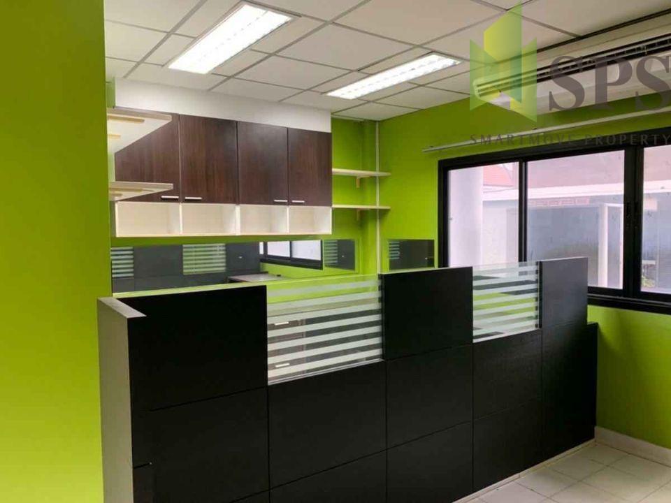Home Office Pradit Manutham โฮมออฟฟิต 4 ชั้น หน้ากว้าง 7.5ม. 34.5 ตรว. พื้นที่ใช้สอยกว่า 350ตรม(SPS-GH792)