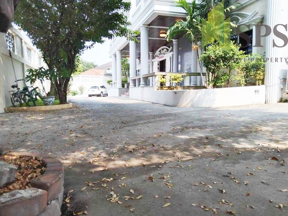 Single house Sukhumvit 77 ขายบ้านเดี่ยว สุขุมวิท 77 (SPS-GH791)