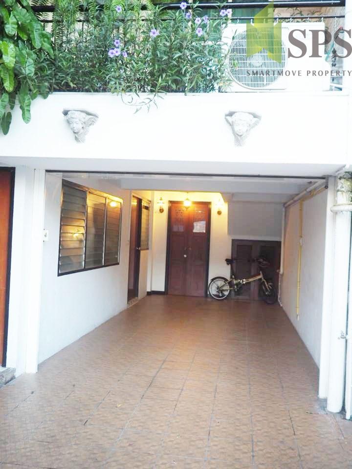 Townhouse Thonglor20- Ekamai23-21 (SPS-GH762)