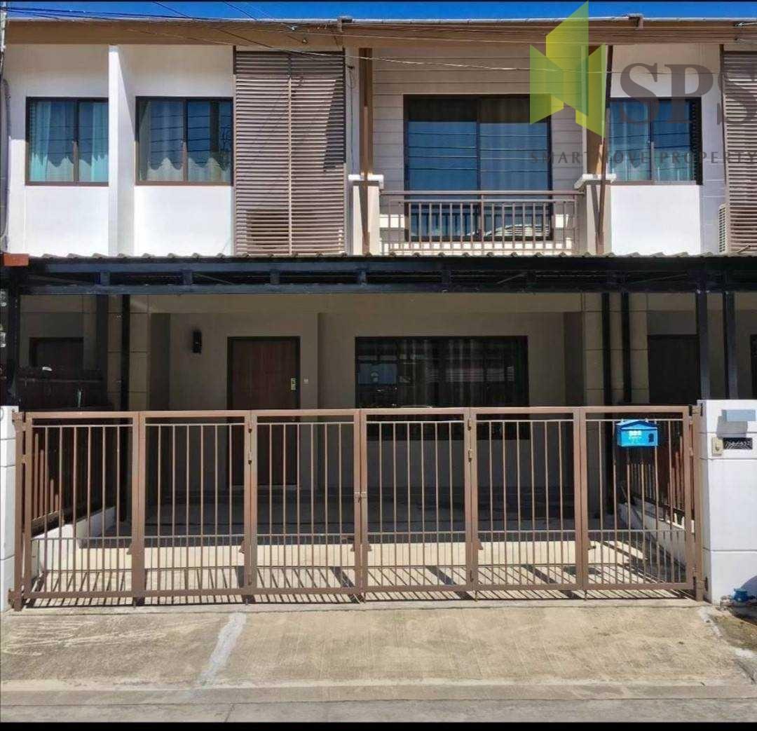 Townhome ทาวน์โฮม พฤกษาวิลล์ 73 พัฒนาการ (Pruksaville 73 Pattanakarn) ( SPS-GH799)