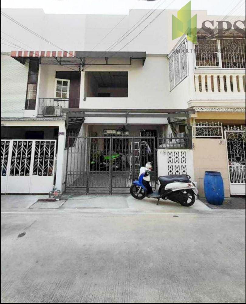 Townhouse Sukhumvit 77 ขาย/เช่า ทาวน์เฮ้าส์ สุขุมวิท 77 (SPS-GH795)
