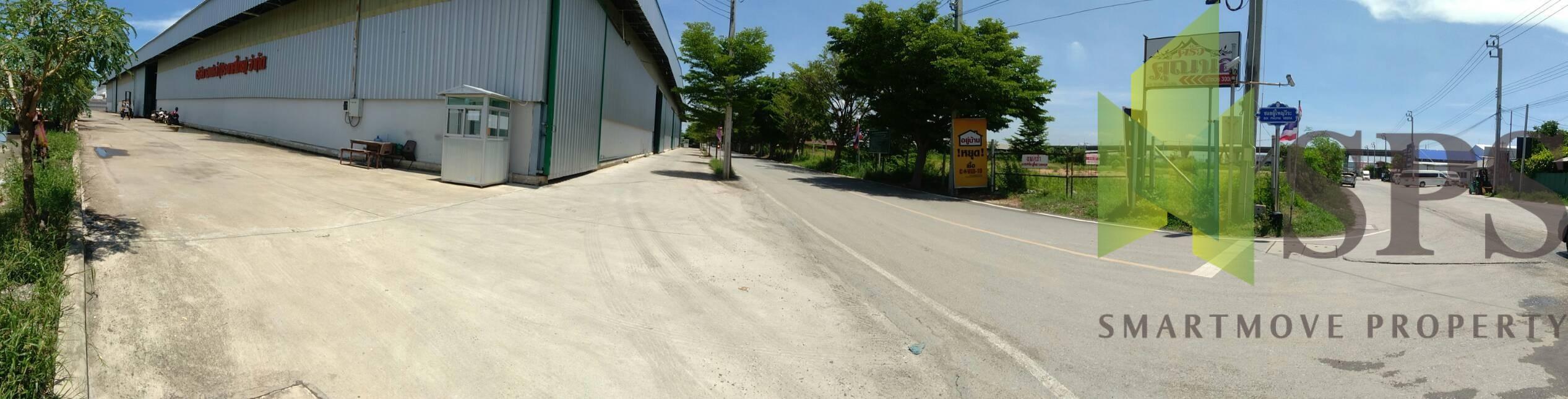 Warehouse for RENT at Bang Bo, Samut Prakan/ โกดัง สำหรับเช่า ที่ บางบ่อ สมุทรปราการ (SPS-GW839)