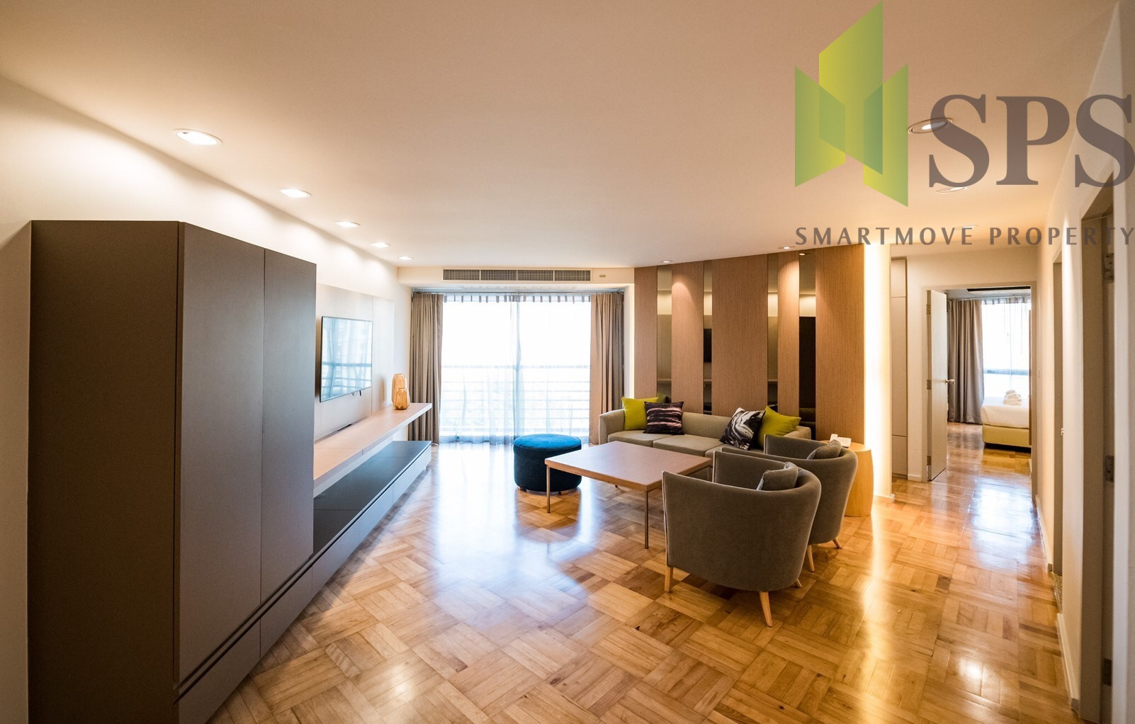 BANGKOK GARDEN APARTMENT FOR RENT Perfect blend of serenity, comfort and privacy near Sathorn (SPS-LN-BKGDN-10)