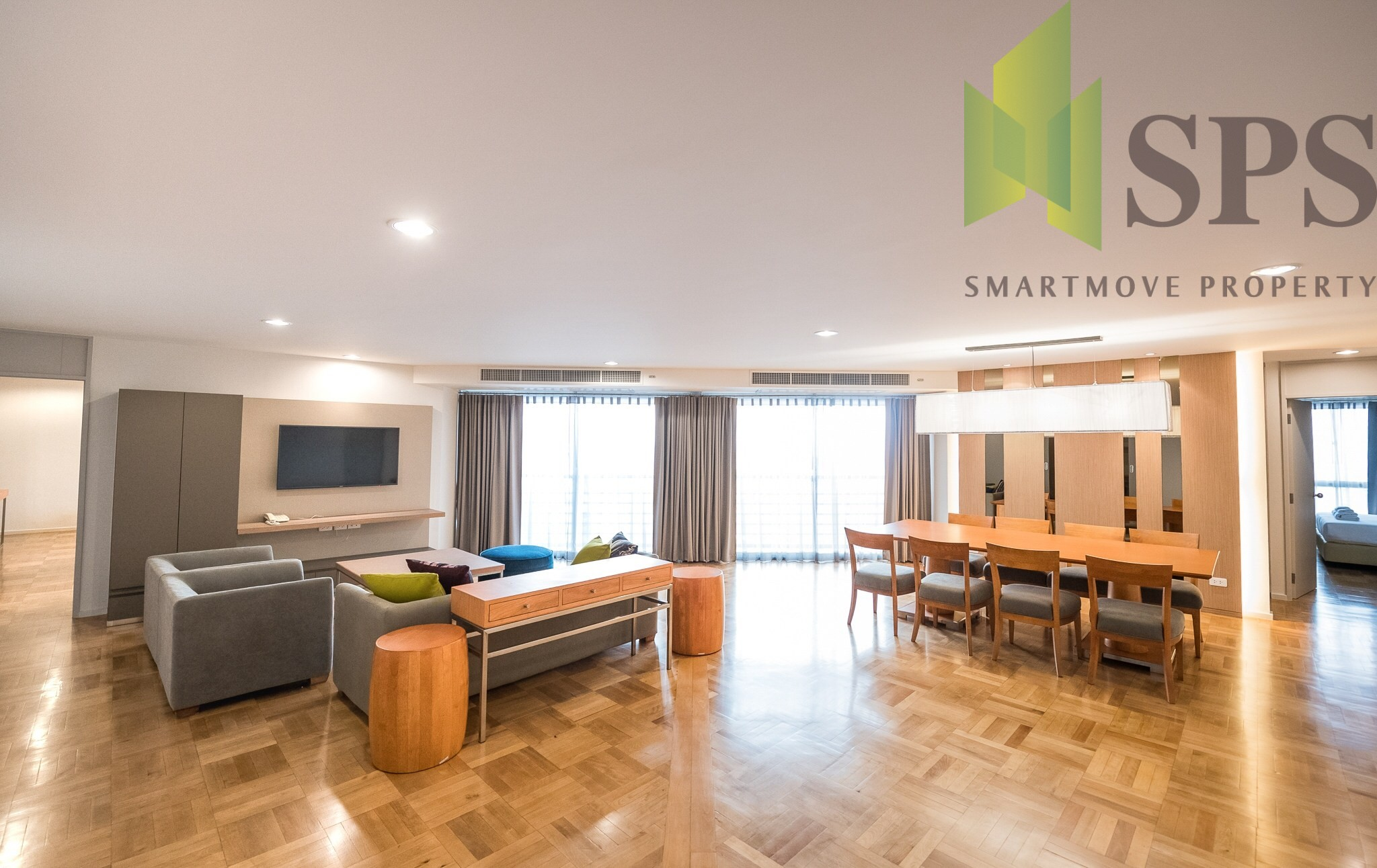 BANGKOK GARDEN APARTMENT FOR RENT Perfect blend of serenity, comfort and privacy near Sathorn (SPS-LN-BKGDN-11)