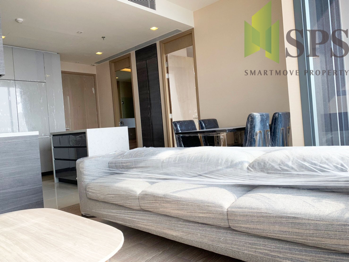FOR RENT!!!! The Esse at Asoke Contemporary Modern style Ready to move in!!!! (SPS-LN-ESSE-AK18)