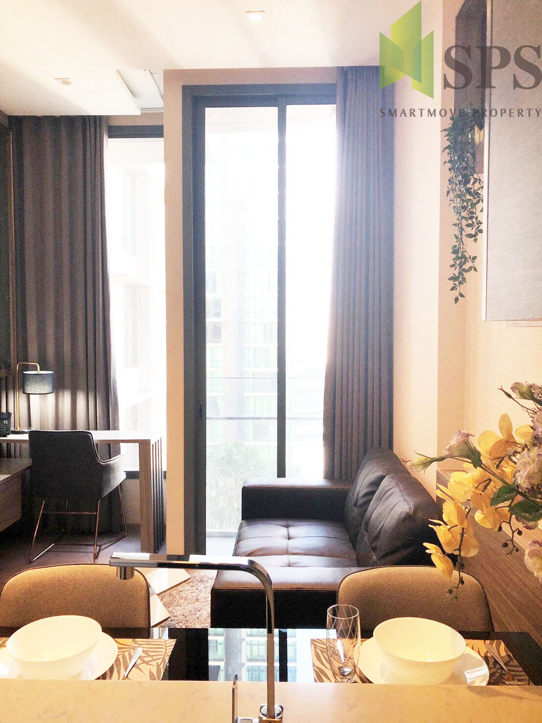 The Esse at Asoke available for rent Contemporary Modern style Ready to move in!!!!(SPS-LN-ESSE-AK21)